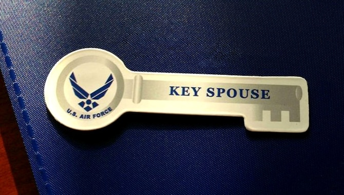 Graphic representing the U.S. Air Force Key Souse Program