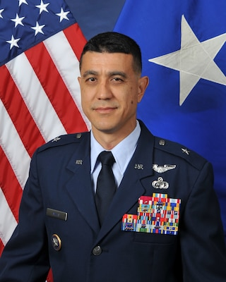 Brigadier General Ricky L. Mills