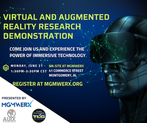 Virtual and Augmented Reality Research Demonstration