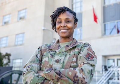 DC Guard leader sees great things for women in the military
