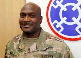 "Army Reserve Chief Warrant Officer Denrick Mills, an air mobility warrant officer deployed to Camp Arifjan, Kuwait, with the 310th Sustainment Command (Expeditionary), said his favorite Black History story is the Triple Nickel ""smokejumpers."" In 1945, the all-black 555th Airborne Infantry Battalion was ordered to Oregon to fight forest fires started by nature and by incendiary-bearing balloons sent into West Coast forests by the Japanese. ""They used this airborne unit to jump in an put the fire out—that's how the smokejumpers started,"" he said."