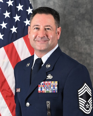 Chief Master Sgt. Wayne Jones