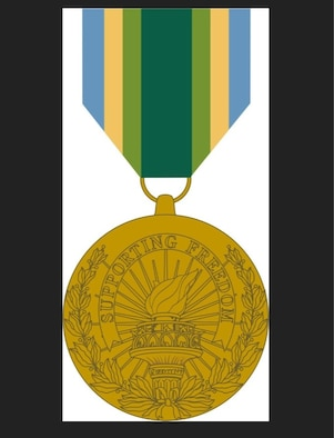 Armed Forced Civilian Service Medal