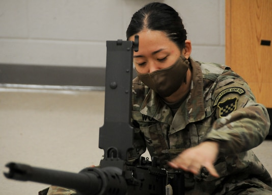 Army Reserve Soldier looks to repeat Best Warrior success