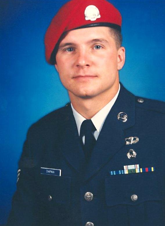 Tech. Sgt. John A. Chapman bio image