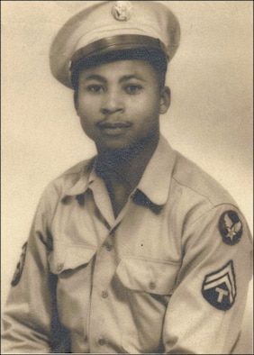 Staff. Sgt. Buddy C. Reynold during his time in the Army, long before he was one of the guest speakers for this year's Black History Month Celebration.