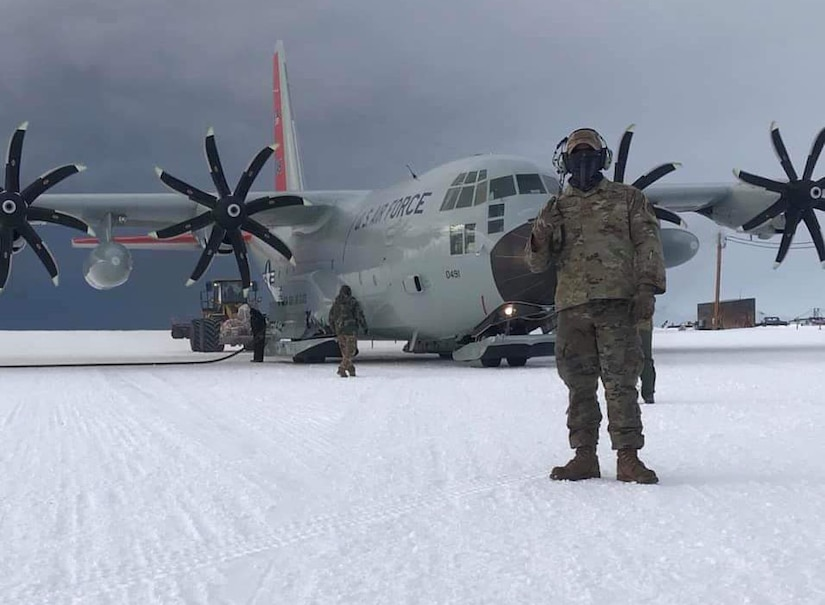 109th Airlift Wing wraps up Antarctic research support