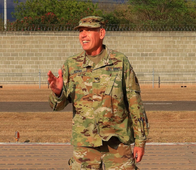 Fairfield, Illinois, Army Reserve veterinarian concludes 21 years of military service