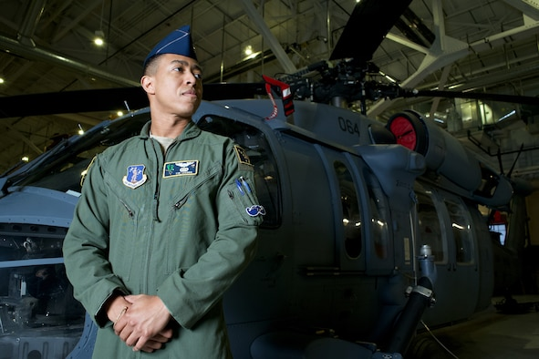 1st-generation Trinidadian Pave Hawk pilot calls Alaska, 176th Wing home