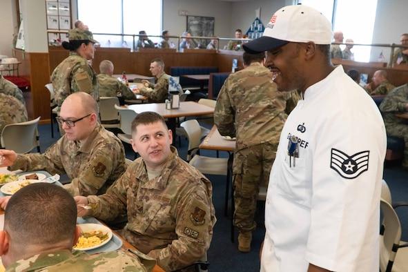 Airmen hone their skills at culinary school