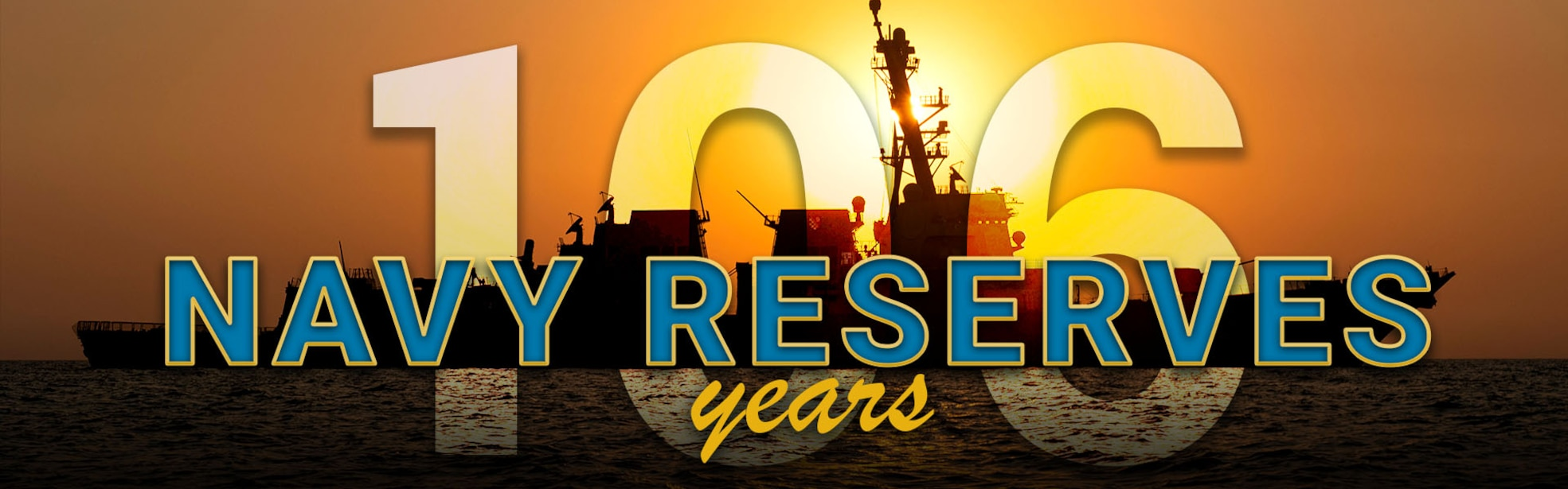 Navy Reserve 106 Years
