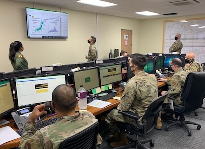 One Year Later, 18th Wing Remains Vigilant Against COVID-19