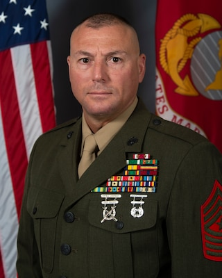 SERGEANT MAJOR, COMBAT LOGISTICS REGIMENT 45