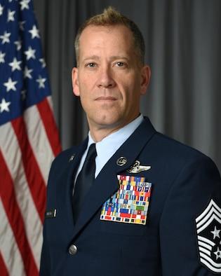 Chief Master Sgt. Trenton R. Williams