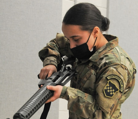 Army Reserve Soldier follows footsteps of fallen comrades