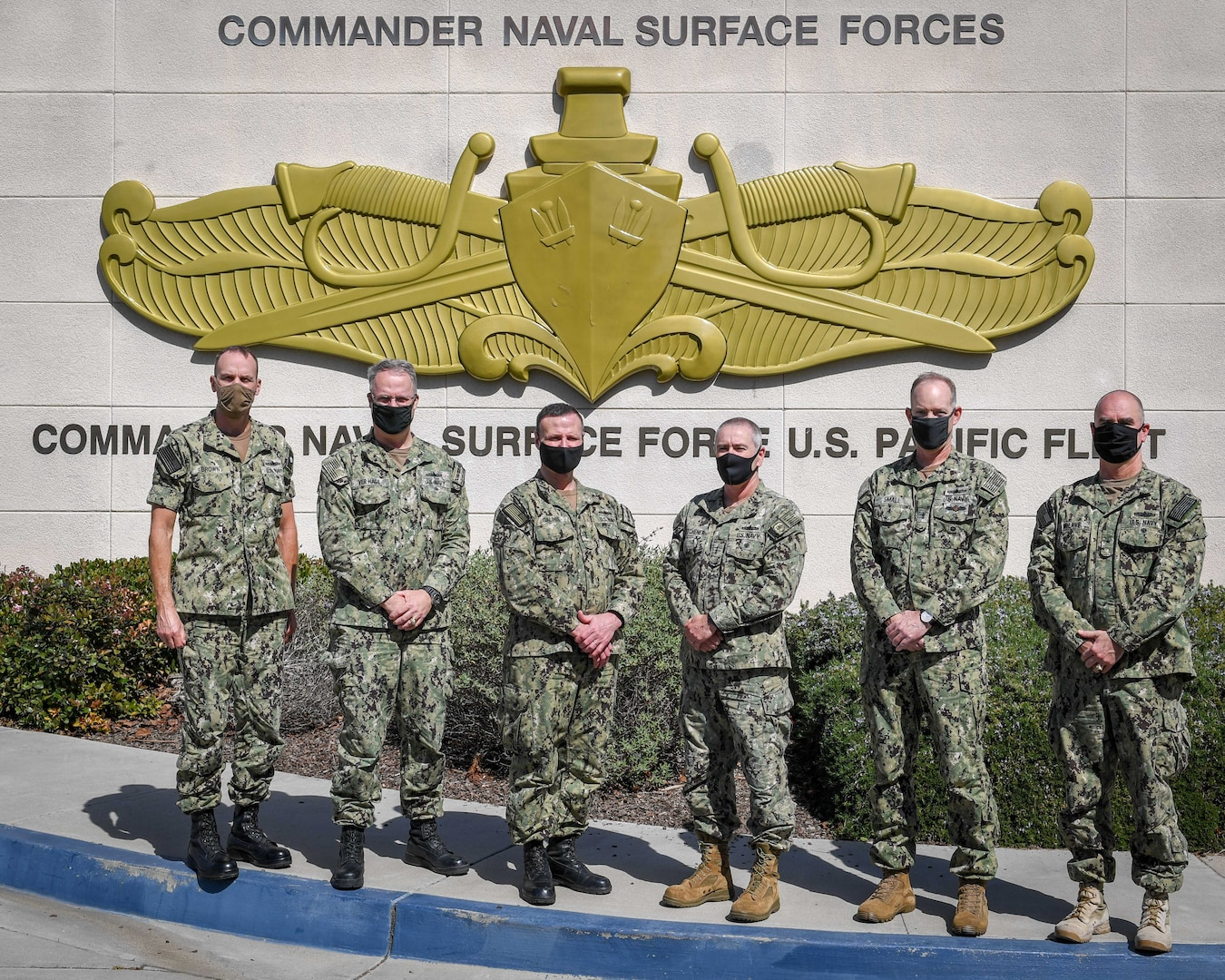 Commander, Naval Sea Systems Command (NAVSEA) and Commander, Naval Surface Force, U.S. Pacific Fleet (CNSP) hosted a Maintenance and Modernization Summit, Feb. 25-26 to ensure continued readiness of the U.S. Navy's surface fleet.