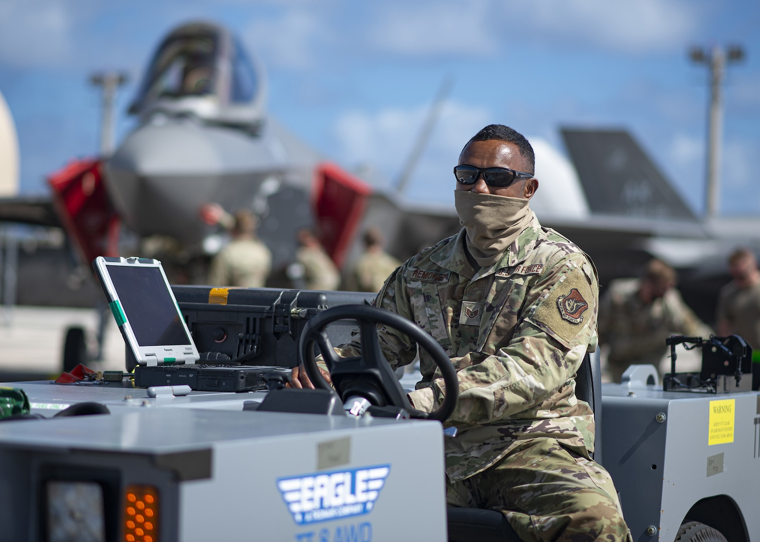 Air Force mission returns Airman to his roots