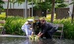 U.S. Embassy Hosts Commemoration of Battle of Sunda Strait (State Dept. / Budi Sudarmo) –