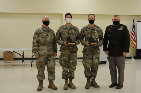 Medical Readiness Training Command Best Warrior Competition 2021