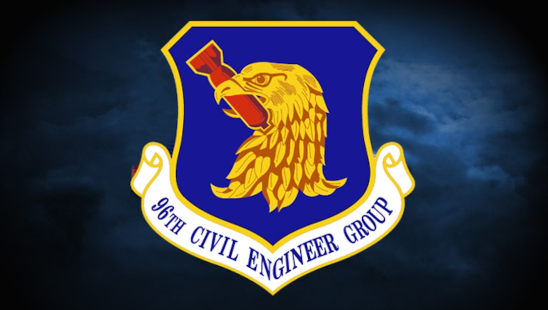 96th Civil Engineer Group graphic