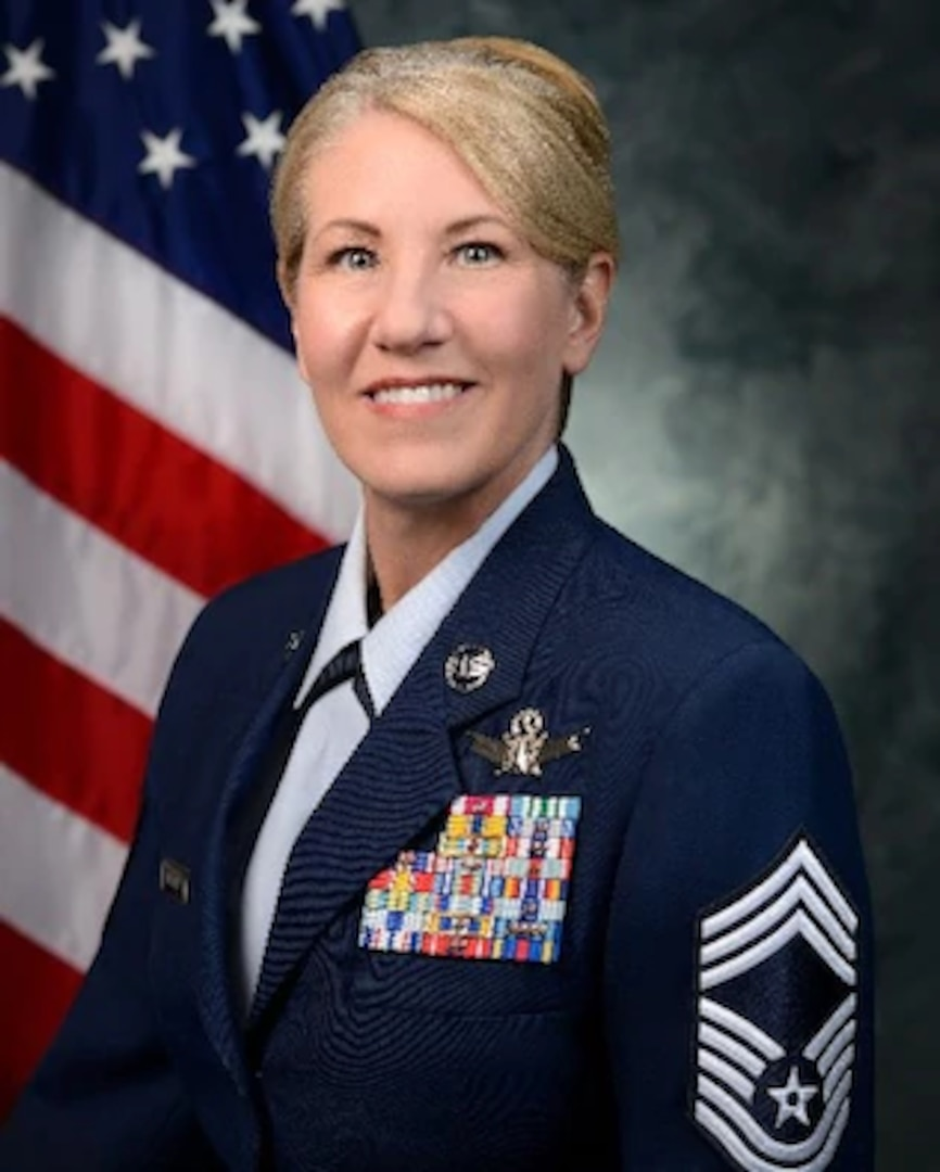 Chief Master Sgt. Tina R. Timmerman