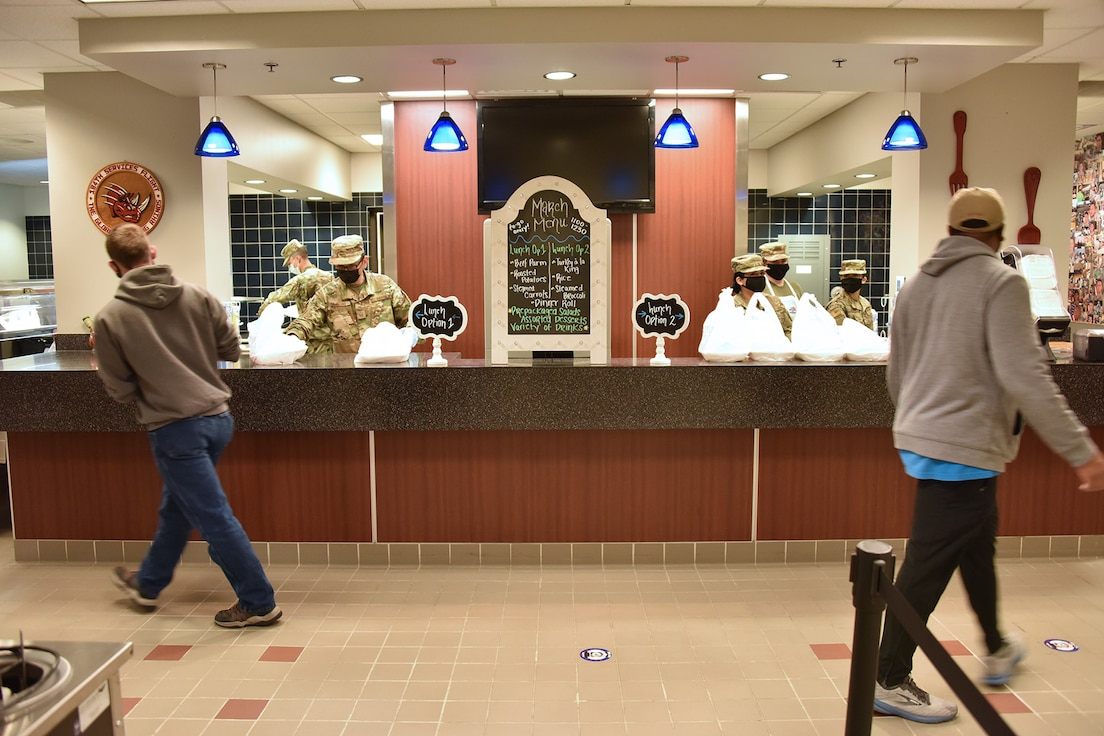 Jayhawk Roost dining facility reopens