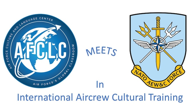 AFCLC Meets NATO AEW&C Force in International Aircrew Cultural Training