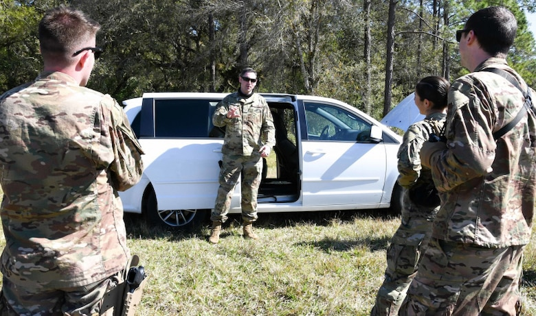FTX Exercise tests wing capabilities