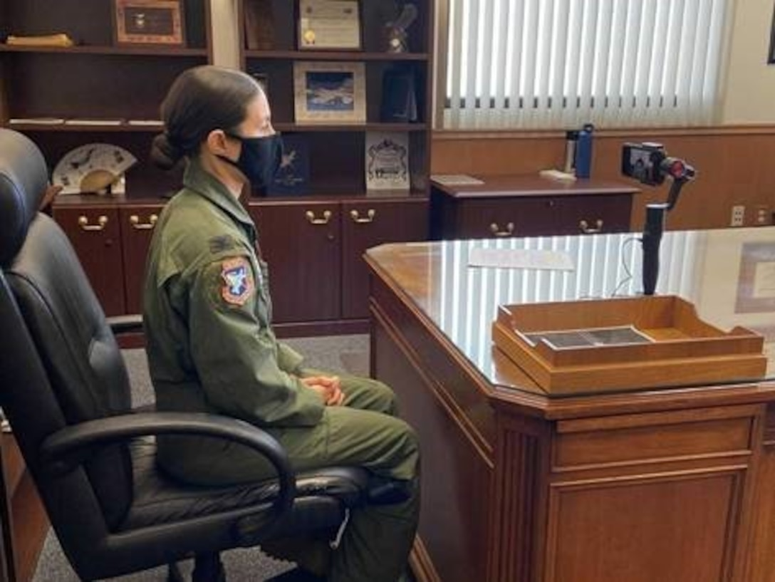 Col Pabon in office