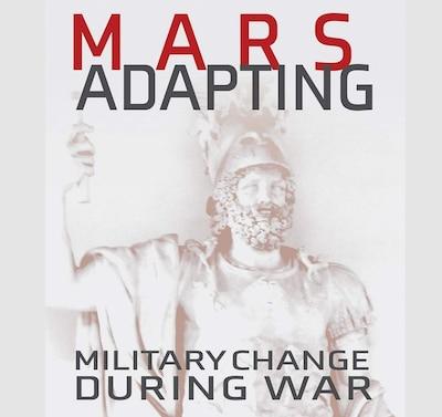 Mars Adapting Cover