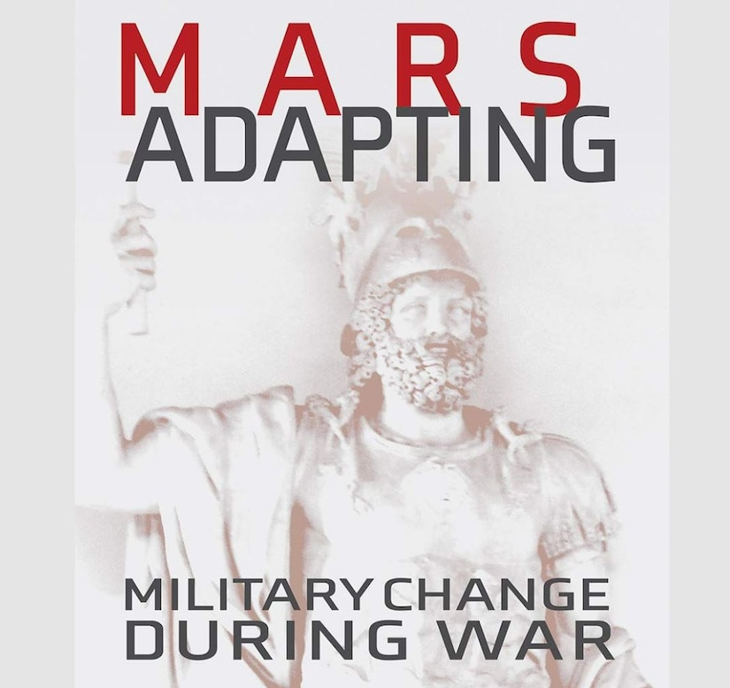 Mars Adapting Cover
