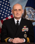 Rear Admiral Wesley R. McCall