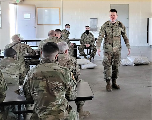 Home Station Training team preps engineers for JRTC rotation 21-06