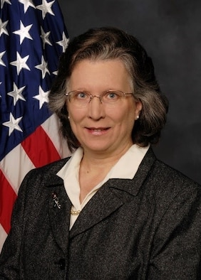 Dr. Heidi Ries has been selected as the Air Force Institute of Technology's Chief Academic Officer charged with overseeing and ensuring the highest standards of academic quality in both graduate and professional continuing education instruction and research.  (U.S. Air Force photo)