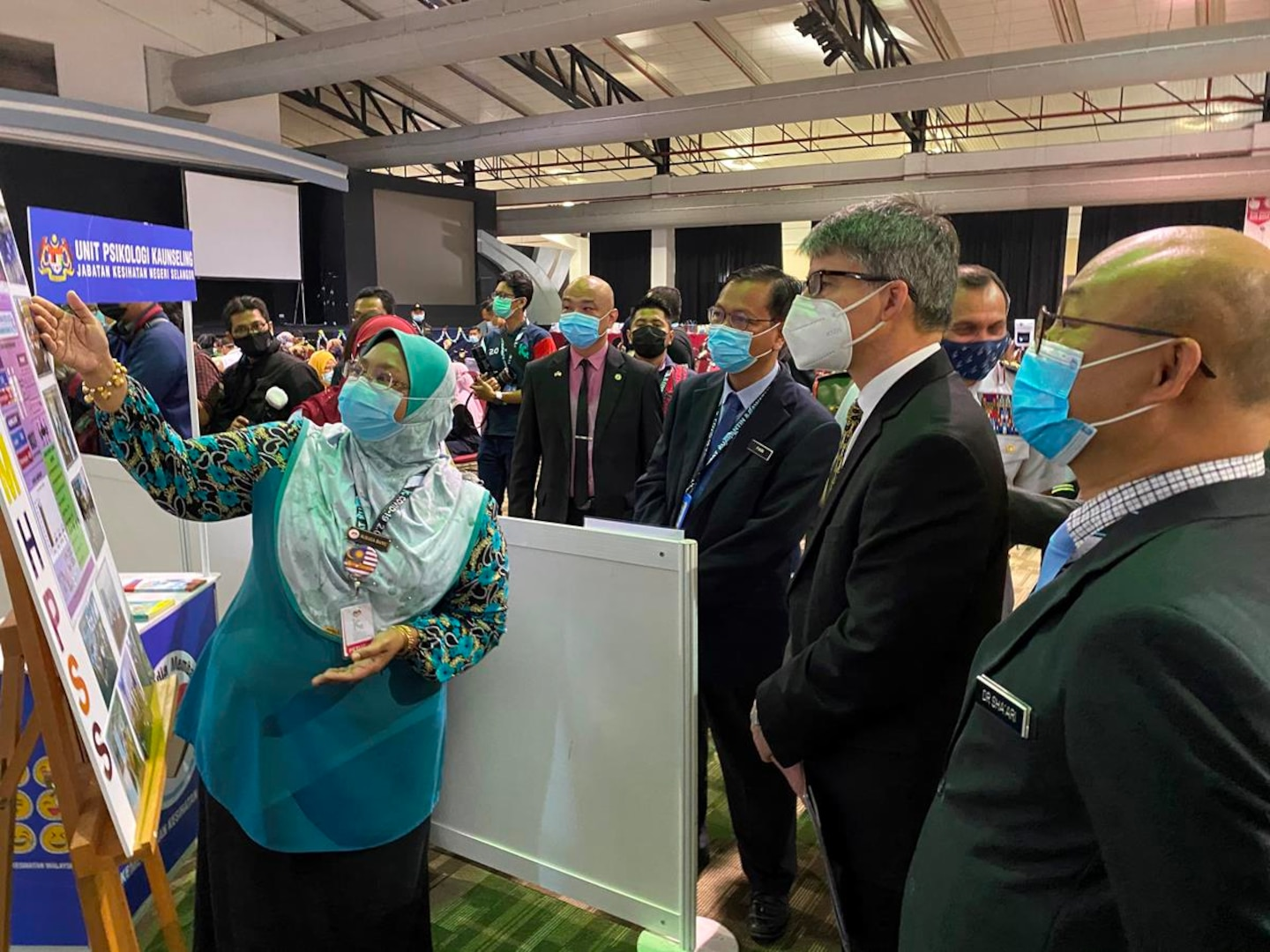 U.S. Committed to Public Health Partnership with Malaysia