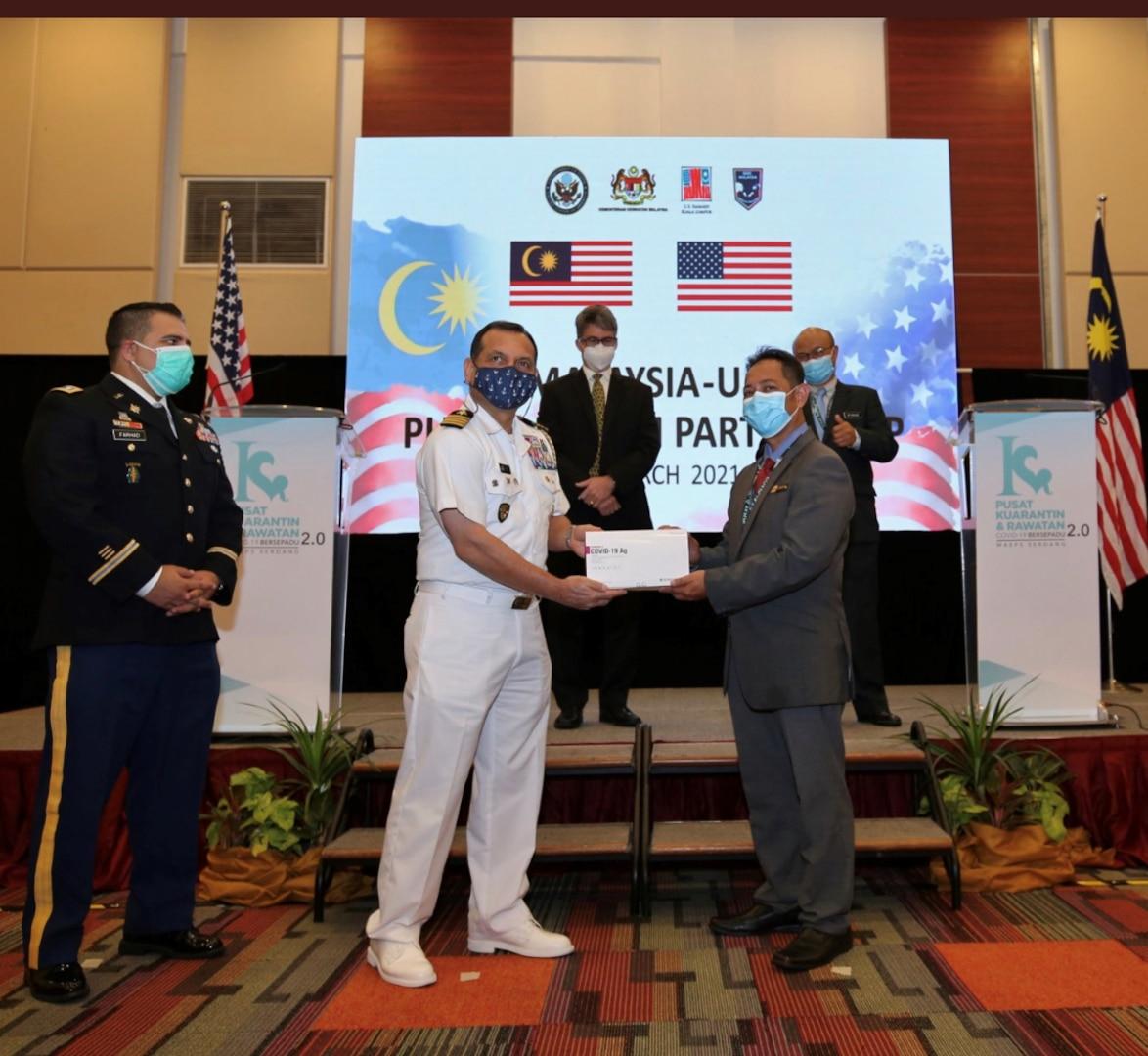 Public Health Partnership with Malaysia