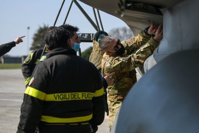 Integrating multiple trainings on different objectives is critical to ensuring the collective defense of the NATO alliance. Airmen honed their operational and tactical skills while familiarizing our ITAF counterparts.
