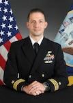 Lieutenant Commander Nathaniel J. Hayes