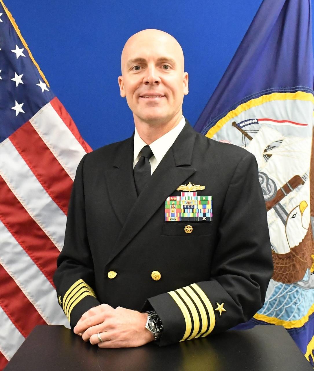 CAPT Tim Ogden