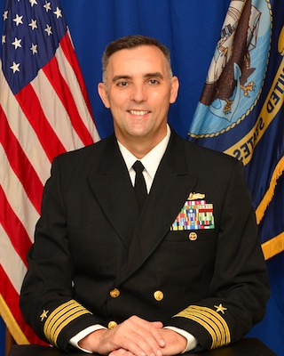 Captain Tim LaBenz