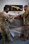 Memorials of Senior Airmen Ruiz, Sartain returned