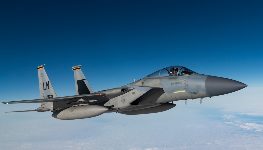 Liberty Wing tests combat capabilities during live missile fire