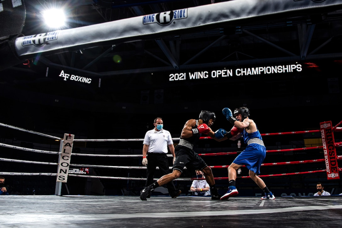 Air Force Wing Open Boxing Championships 2021
