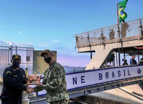 Brazil Plaque Exchange