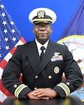 Lt. Cmdr.  Omari D. Buckley