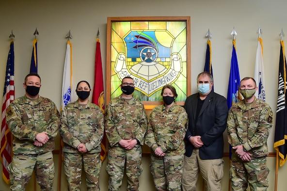 Grissom IG inspection team earn individual, unit awards