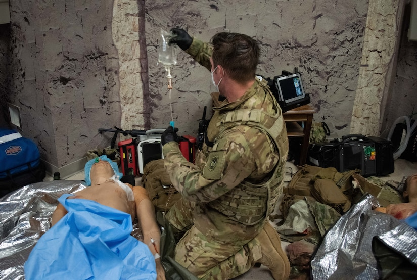 Busy training year planned for Fort McCoy's MSTC, RTS-Medical