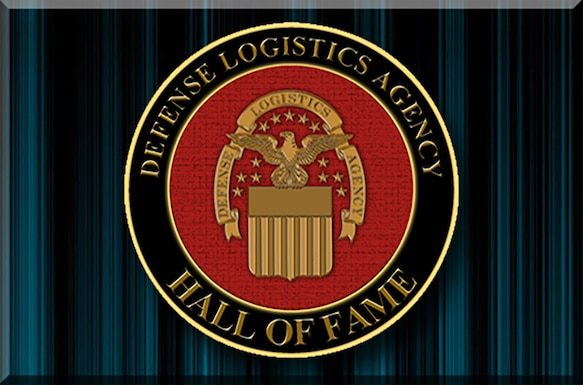 Defense Logistics Agency Hall of Fame graphic.