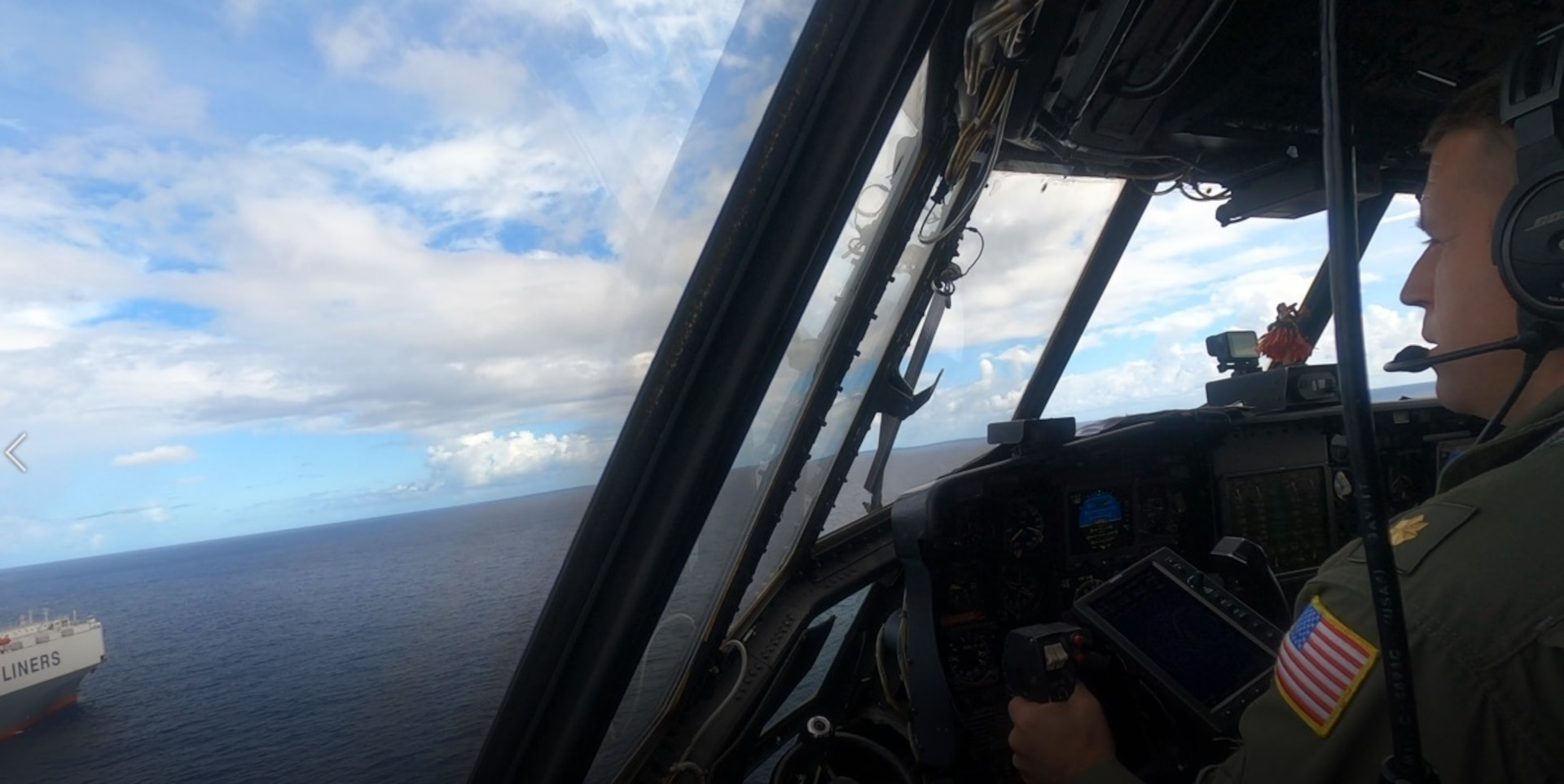 Coast Guard, partners rescue 5 mariners in the Federated States of Micronesia