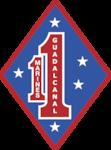 1st Marine Regiment Logo